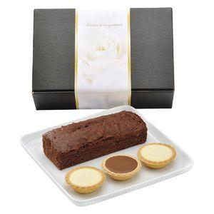 ローズチョコケーキ&タルト