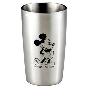 Disney ステンレス二重タンブラー(ミッキー) 280ml