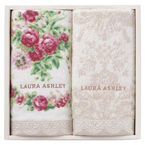 LAURA ASHLEY(ローラアシュレイ) タオルセット15